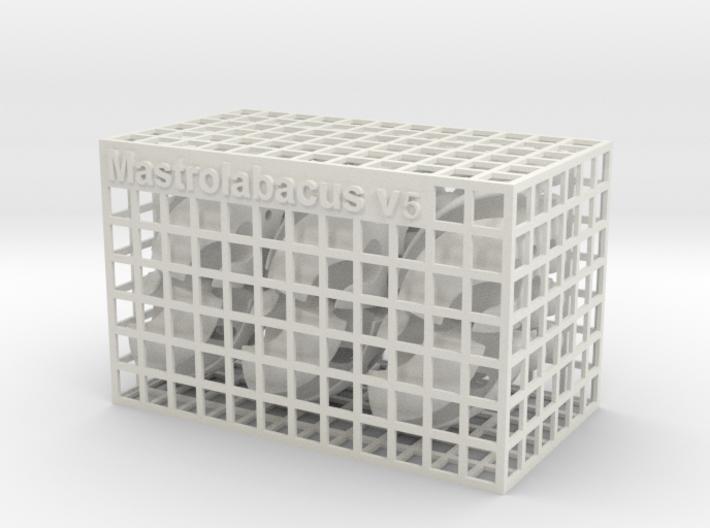Mastrolabacus 3d printed
