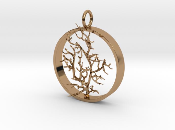 Coral Pendant SMK Contest 3d printed