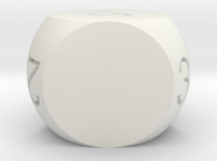 D5 Sphere Dice 3d printed
