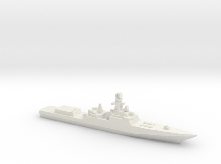 Project 21956 Destroyer, 1/1800 3d printed