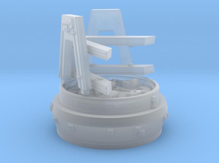 YT1300 MPC RADAR 44 MM MOUNT BASE ANH 3d printed