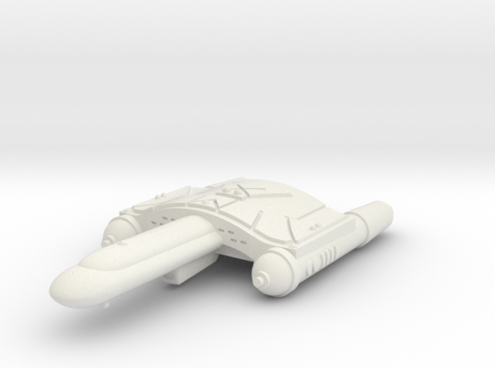 3788 Scale Romulan SkyHawk-L Destroyer Leader WEM 3d printed