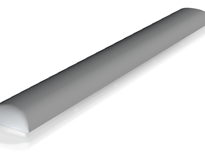 N Scale LIMA PRR P70 Arch Replacement Roof 3d printed PPP P70 Arch Roof Swap-in