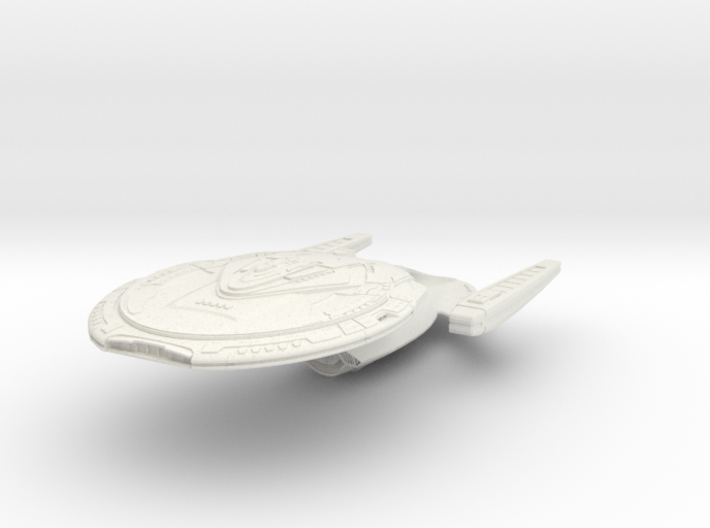 SouthHill Class Cruiser 3d printed