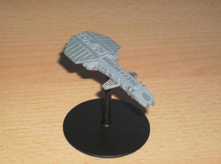 Ares Frigate 3d printed painted miniature