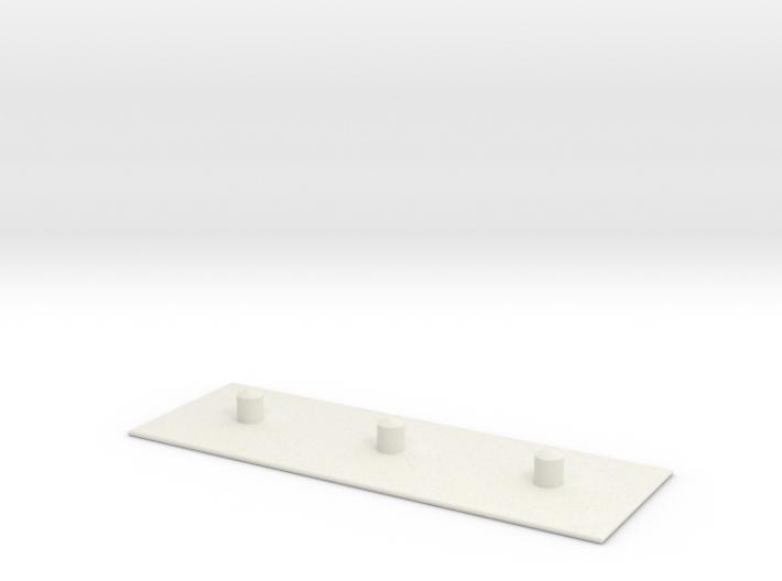 Plank 3d printed