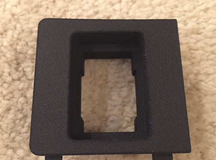 2016+ Toyota Tacoma Overhead Driverside Switch Pan 3d printed Item for Sale