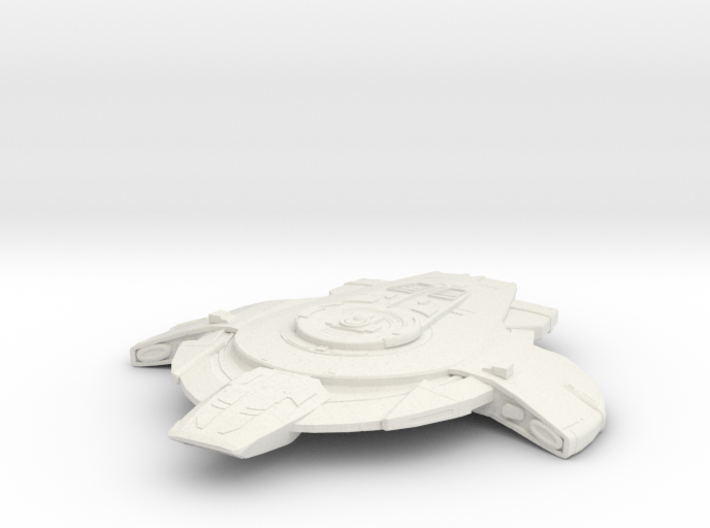 Valiant Class  ScoutDestroyer 3d printed