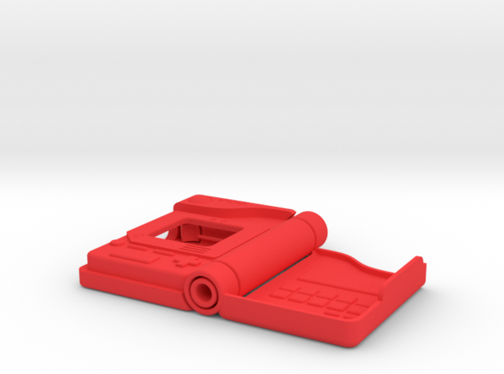 Pokedex Case for Apple Watch 42mm 3d printed
