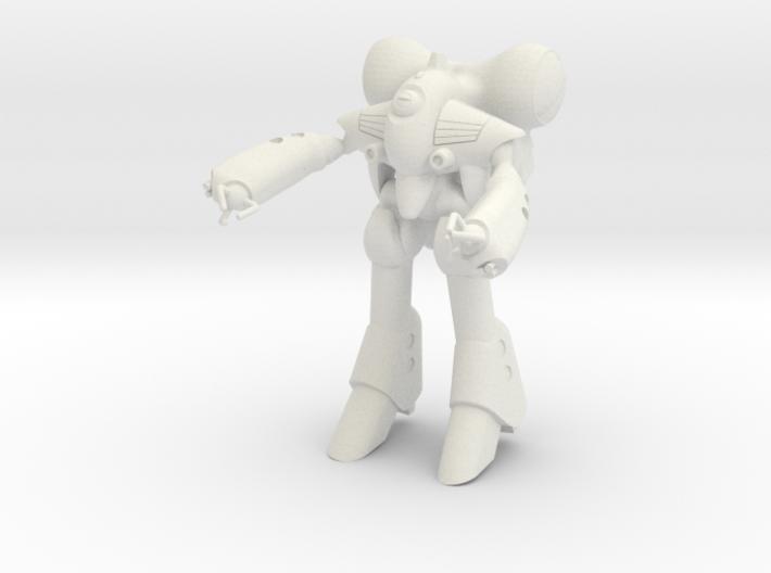 MAC02 Queadluun-Rau (1/200) 3d printed
