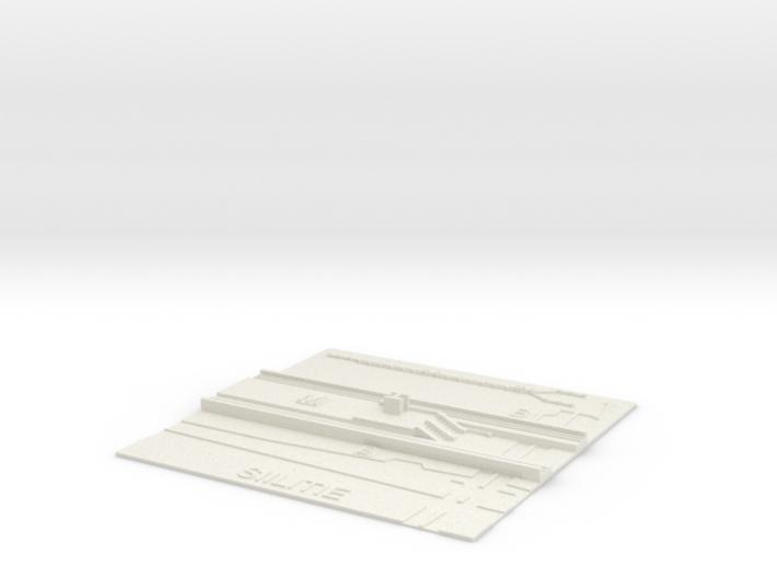 Siilitie Metroasema 3d printed