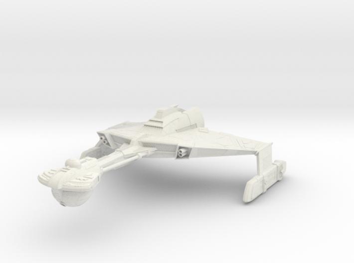 Klingon D6 Class A HvyCruiser 3d printed