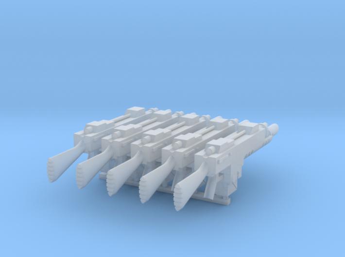 G3A1 Lasgun (Plain) 3d printed