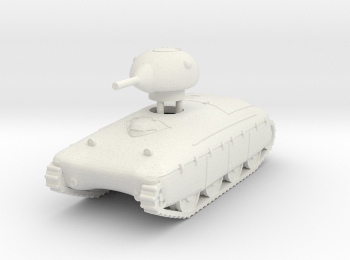 1/72 AMX-40 3d printed
