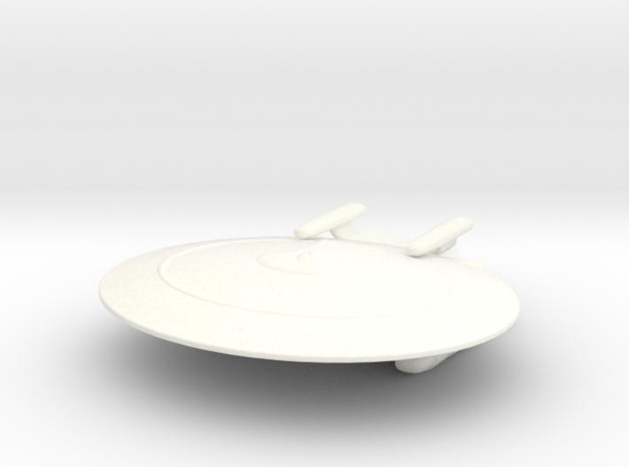 Nebula Class (Prototype #1) 1/7000 3d printed