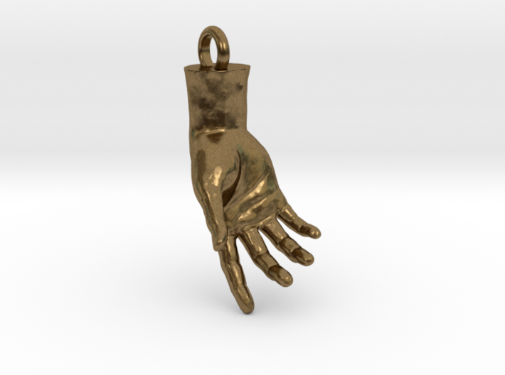 Hand Of Adam 3d printed
