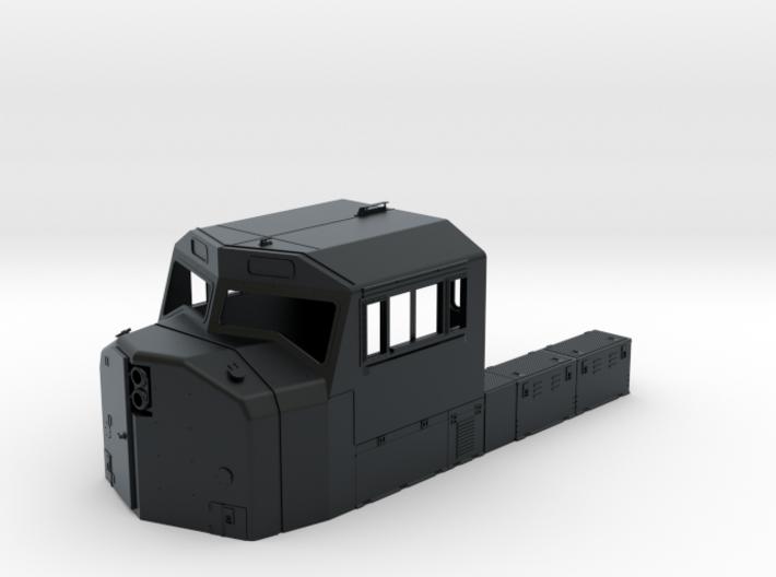CB0001 CN SD75I Cab 1/87.1 3d printed