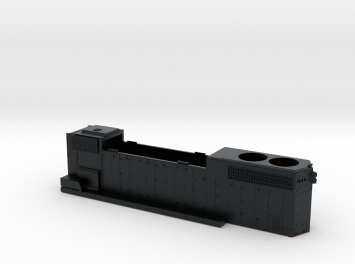 CN5560–5610 GP38-2W Hood Modified 1/87.1 3d printed