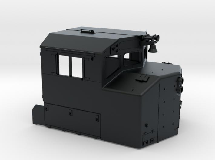 "CB0009 CN SD40-2W AS BUILT ""B"" 1/87.1 3d printed"