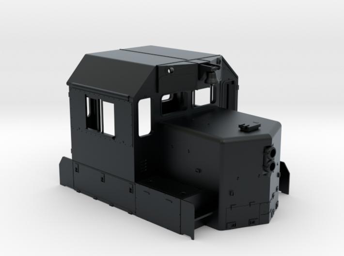 CN/NAR SD38-2 As-Built Cab 1/87.1 3d printed