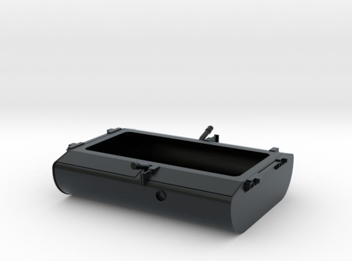 FT0012 GP38-2 Center Fill Fuel Tank, 1/87.1 3d printed