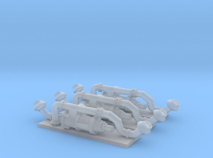 1/87 Az/kemp/pumpe 3d printed