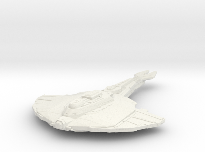Cardassian Vetar Class BattleCruiser 3d printed