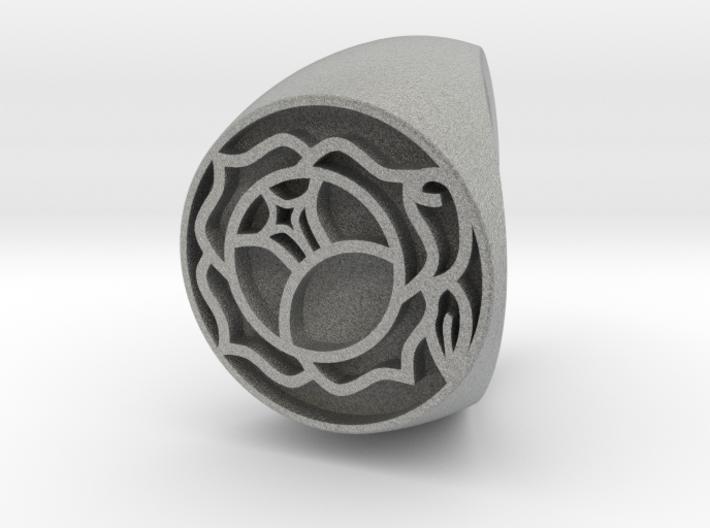 Utena Signet Ring Size 8.5 3d printed