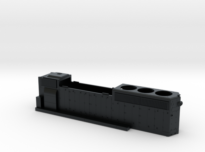 WM4312-4321, 4352-4371 GP40-2 HOOD 1/87.1 3d printed