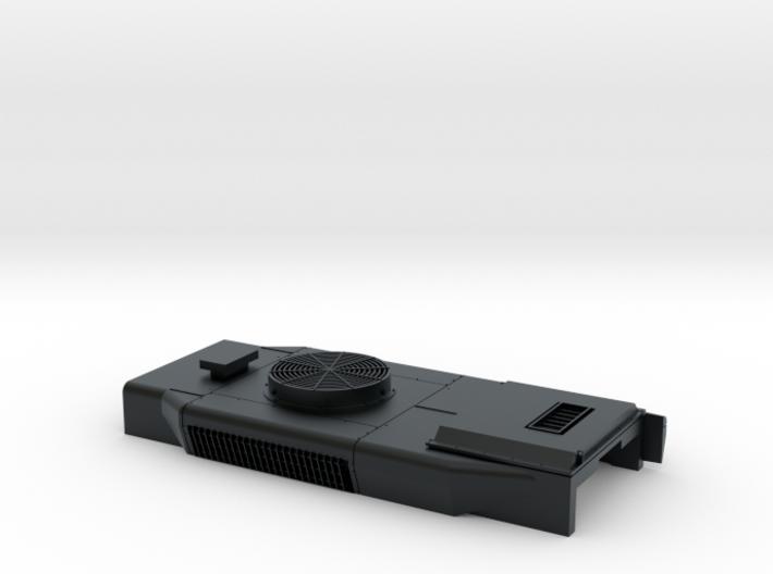 DB0031 GP39/40-2 DB, Q Stack, No Ext Doors 1/87.1 3d printed