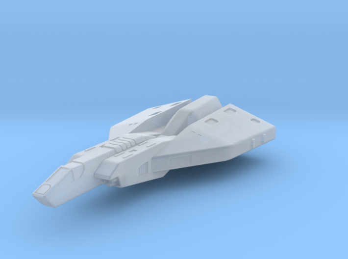 Wing Commander F-66 Thunderbold 3d printed