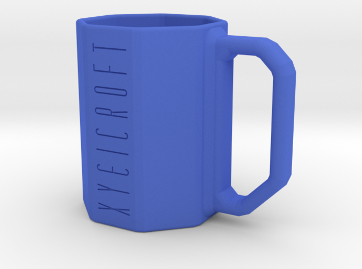 Pythagoras Mug 3d printed