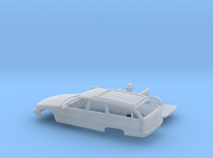 1/160 1996 Chevrolet Caprice Classic Wagon Kit 3d printed