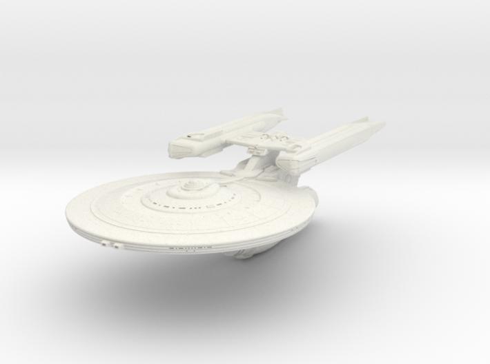 Revenant Class  BattleCruiser 3d printed