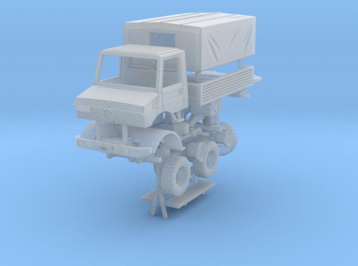 MB Unimog U1300 Militär 1:144 3d printed