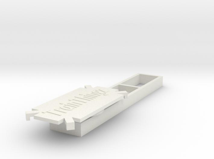N 1:160 Container Car Camera Platform 3d printed