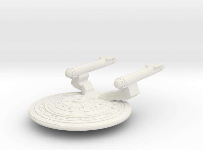 TOS Reimagined Loknar 3d printed