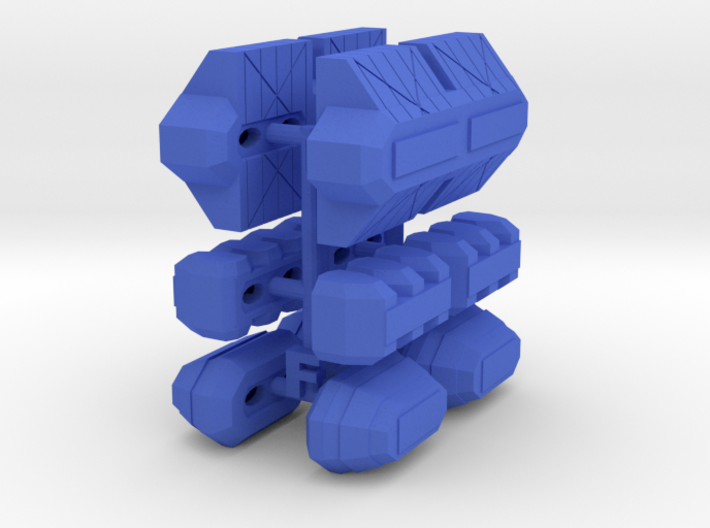 3125 Haydron Cargo Pods 3d printed