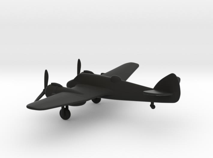 Bristol Type 156 Beaufighter 3d printed