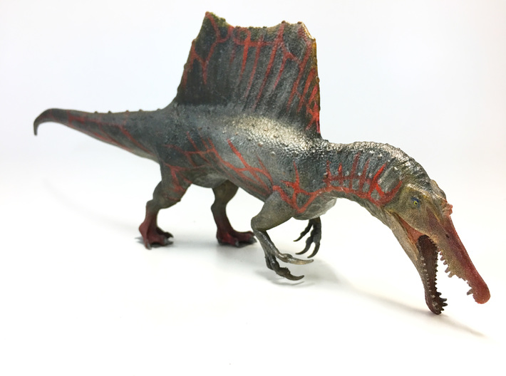 Spinosaurus concept.03 (Medium/Large size) 3d printed