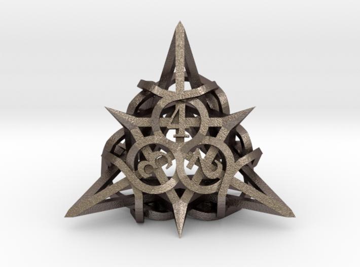 Thorn Die4 3d printed