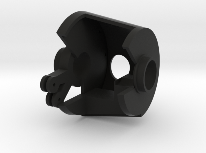 Avro Lanc FN20 rear turret cradle right, 1/10th 3d printed
