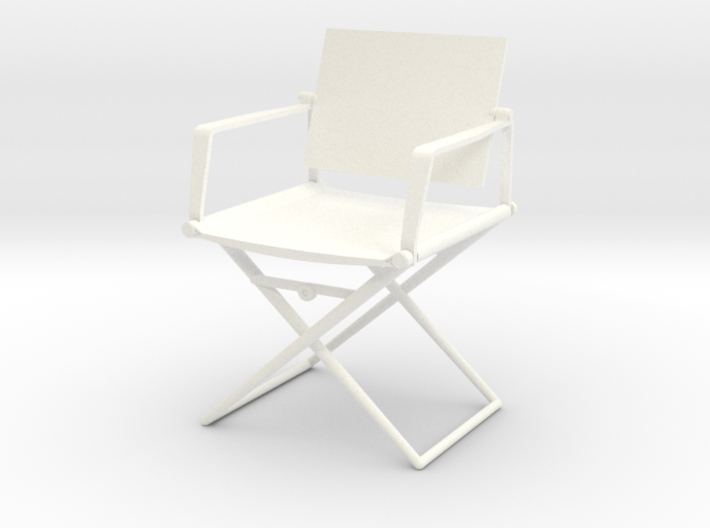 1:12 Chair Director 3d printed