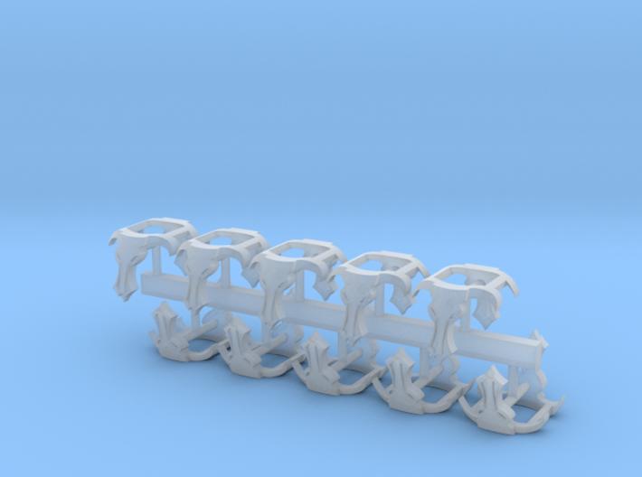 Minotaurs Badges Shoulder Pad X20 3d printed