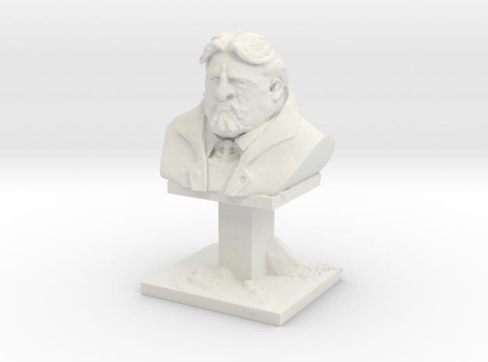 Nanite Fulcrum : Figurine One 3d printed