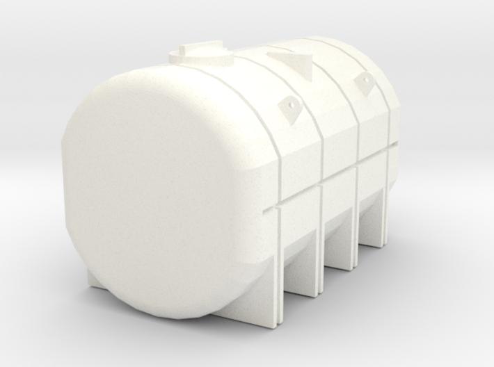 1/64 4250 Gallon Tank 3d printed