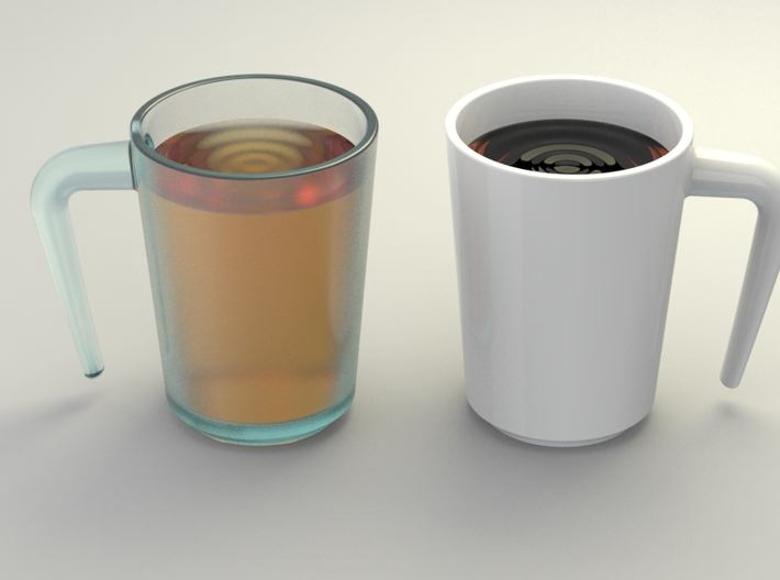 CO Cup 3d printed