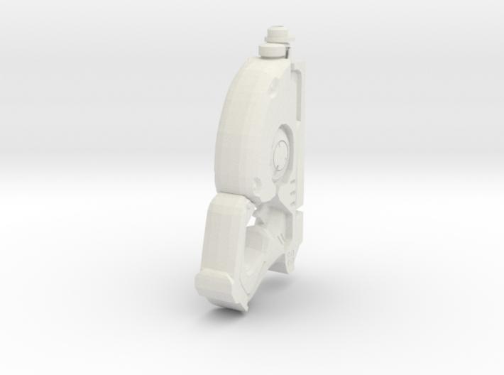 Pulse Pistol 3d printed