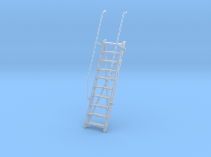 1/100 Germany Typical Ladders SET 3d printed