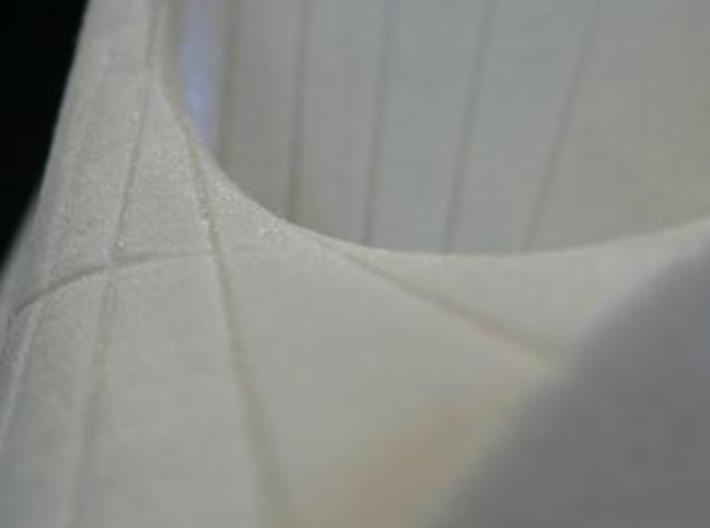 [S22] Ruled Cubic Surface 3d printed Description